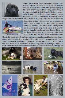 Dog Friends back cover