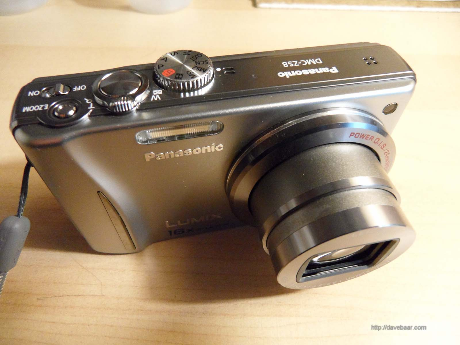 repairing a panasonic lumix dmc zs8 camera flounderings rh media davebaar com